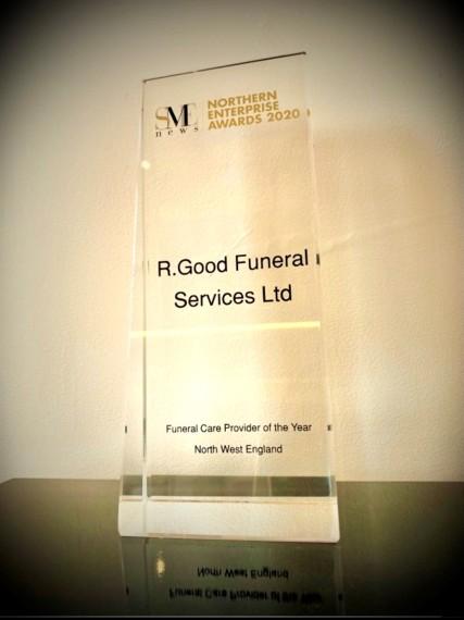 Award for website